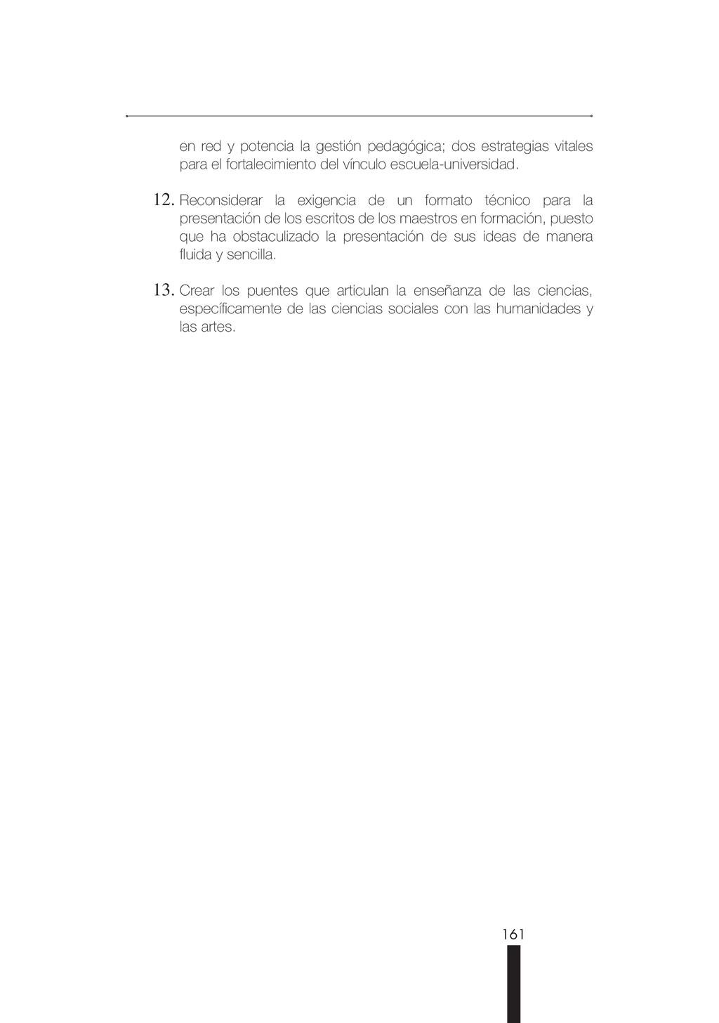 161 en red y potencia la gestión pedagógica; do...