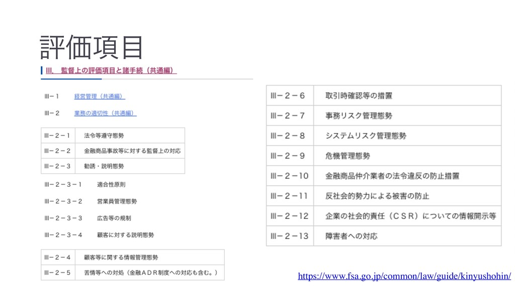 ධՁ߲ https://www.fsa.go.jp/common/law/guide/kin...
