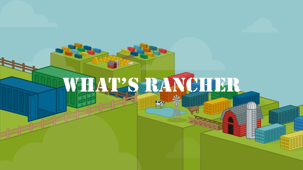 WHAT'S RANCHER