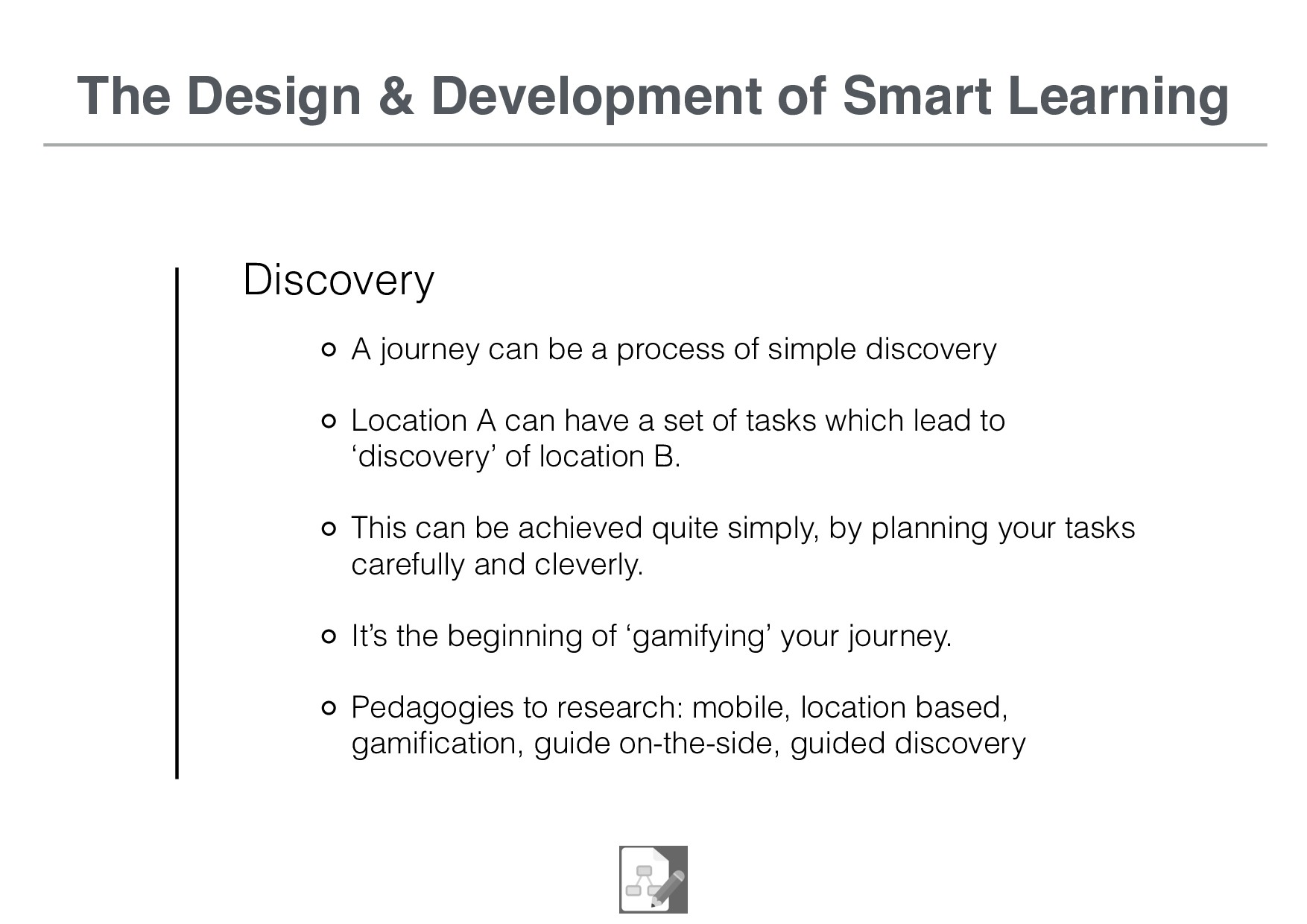 The Design & Development of Smart Learning Disc...