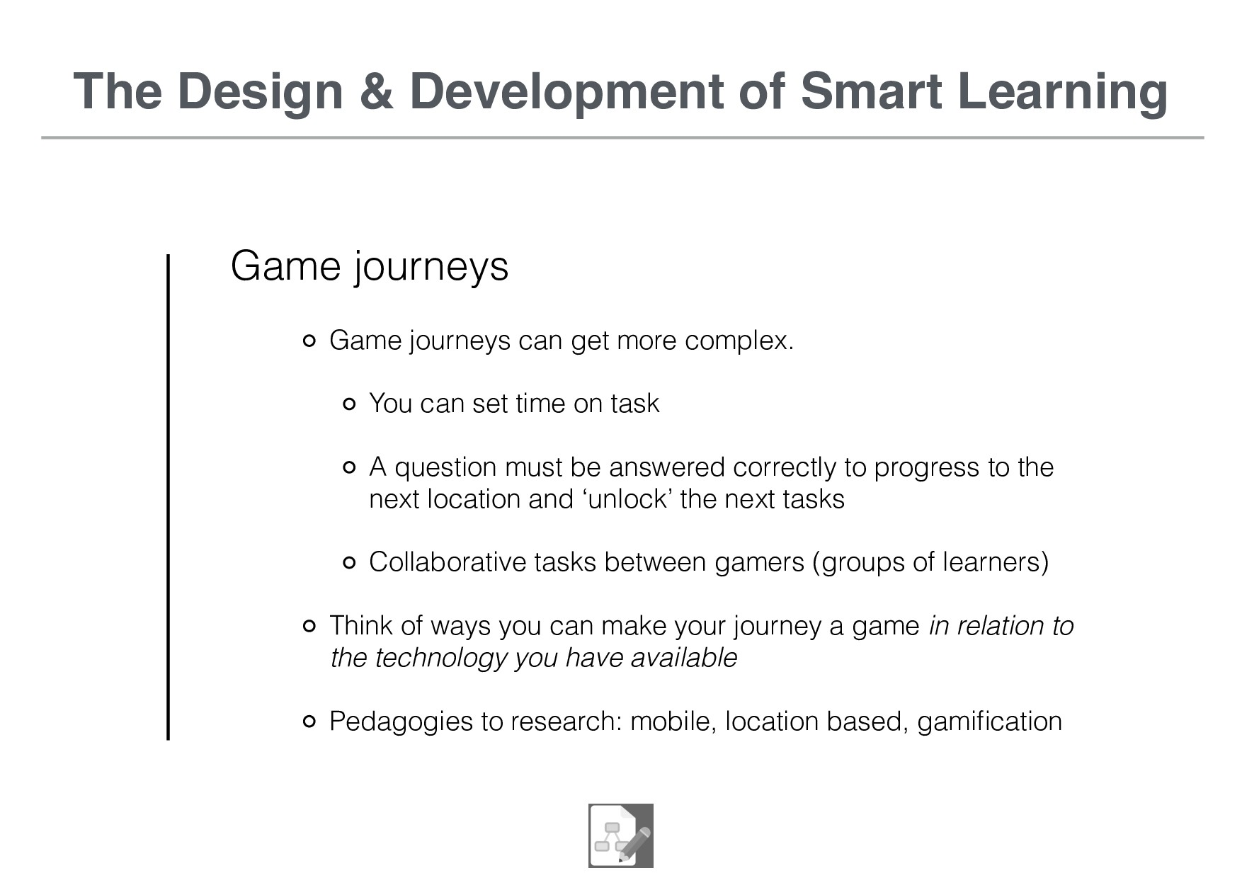 The Design & Development of Smart Learning Game...