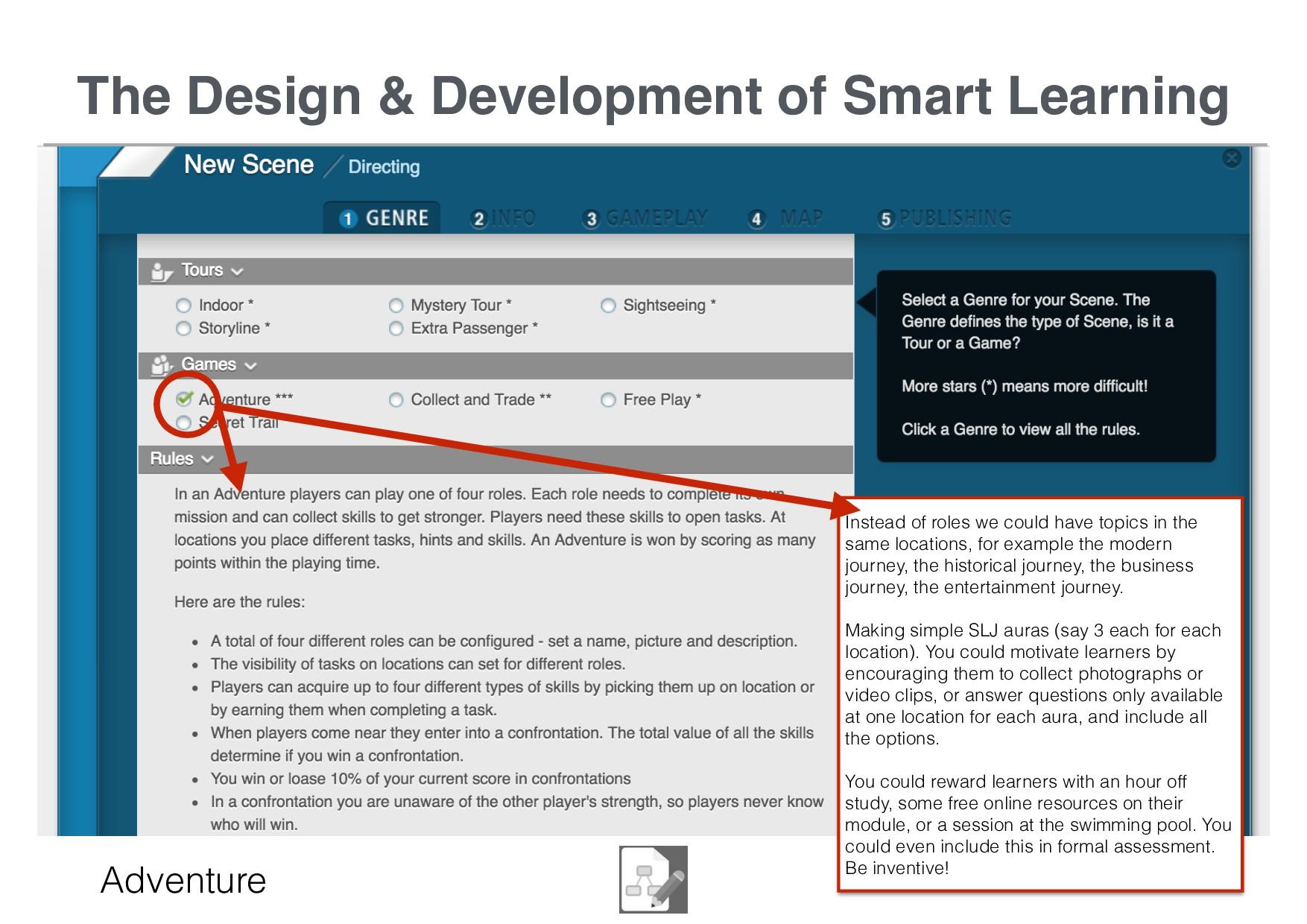 The Design & Development of Smart Learning Inst...