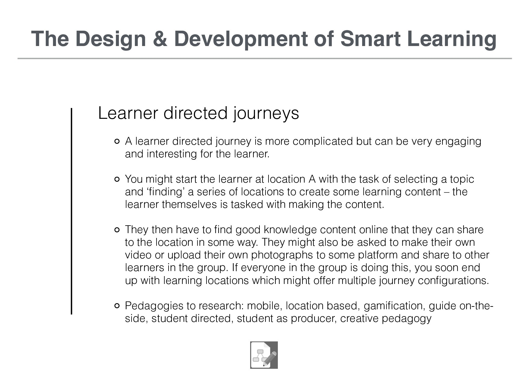 The Design & Development of Smart Learning Lear...