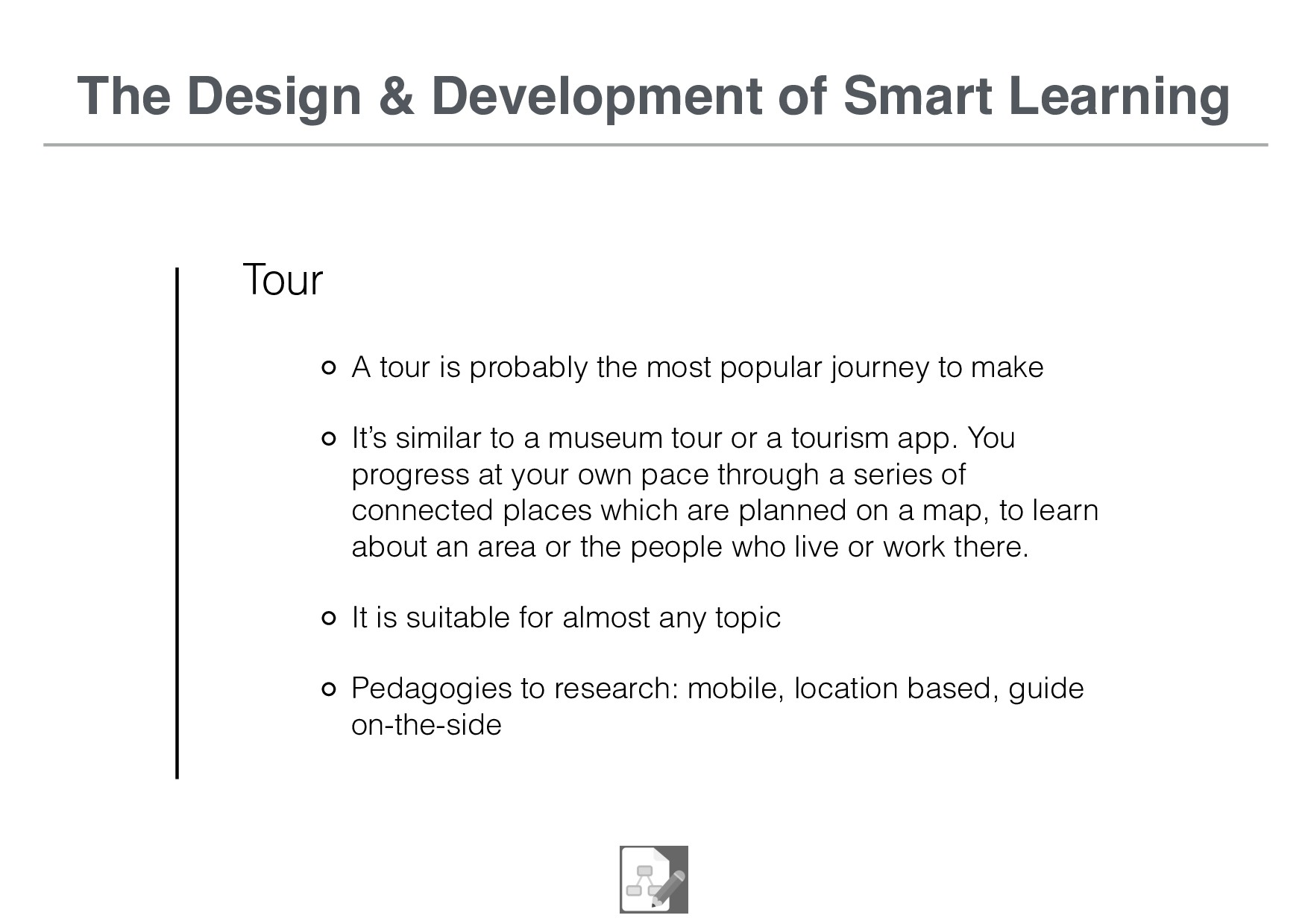The Design & Development of Smart Learning Tour...