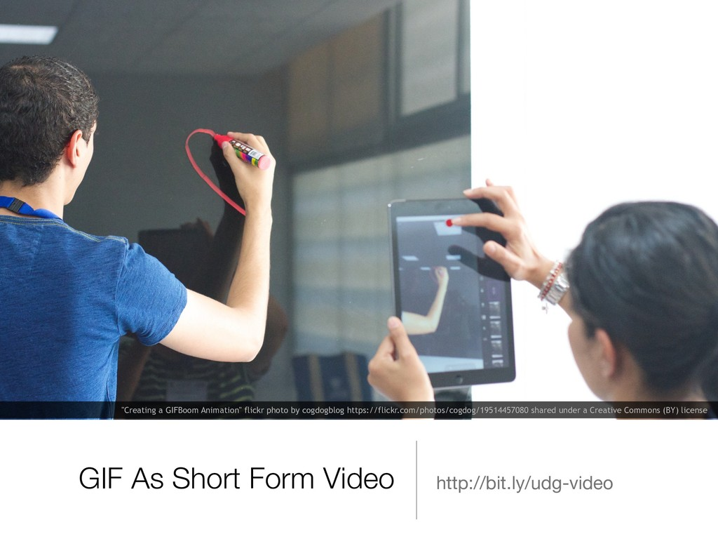 GIF As Short Form Video http://bit.ly/udg-video...