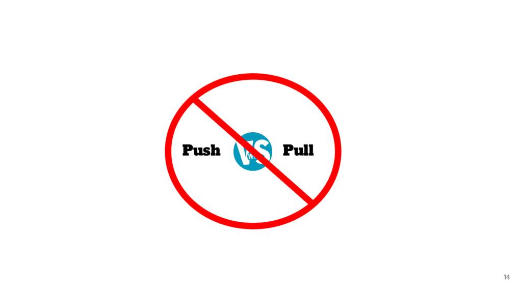 Push Pull 14