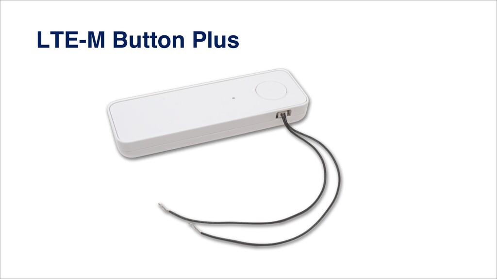 LTE-M Button Plus