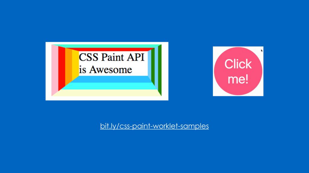 bit.ly/css-paint-worklet-samples