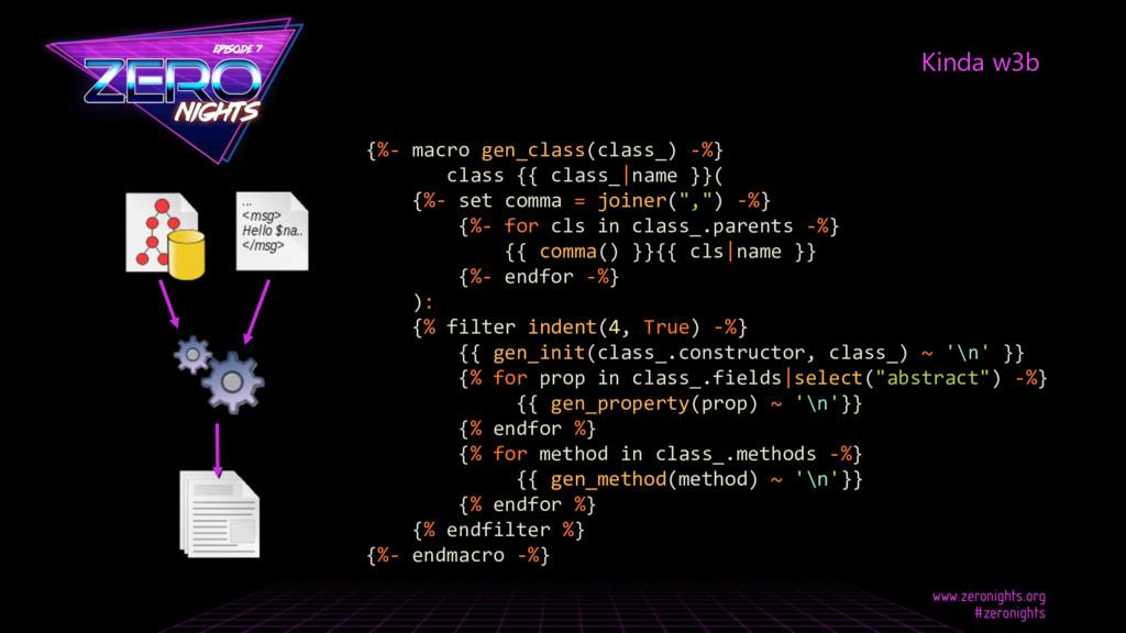 Kinda w3b {%- macro gen_class(class_) -%} class...