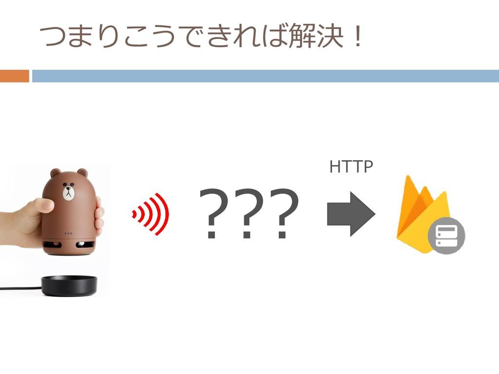 つまりこうできれば解決! https ??? HTTP