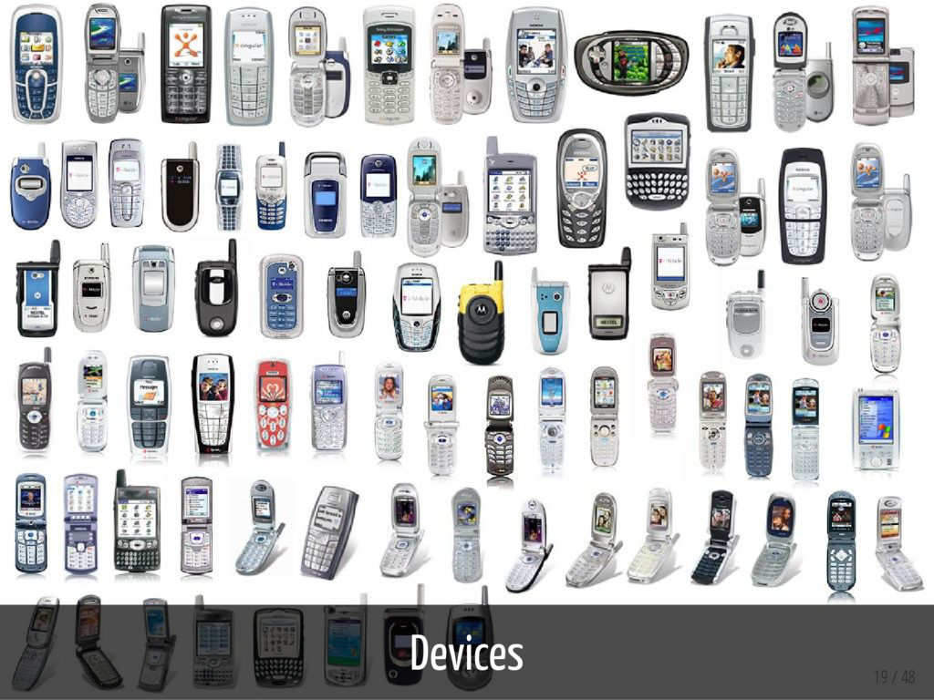 Devices 19 / 48