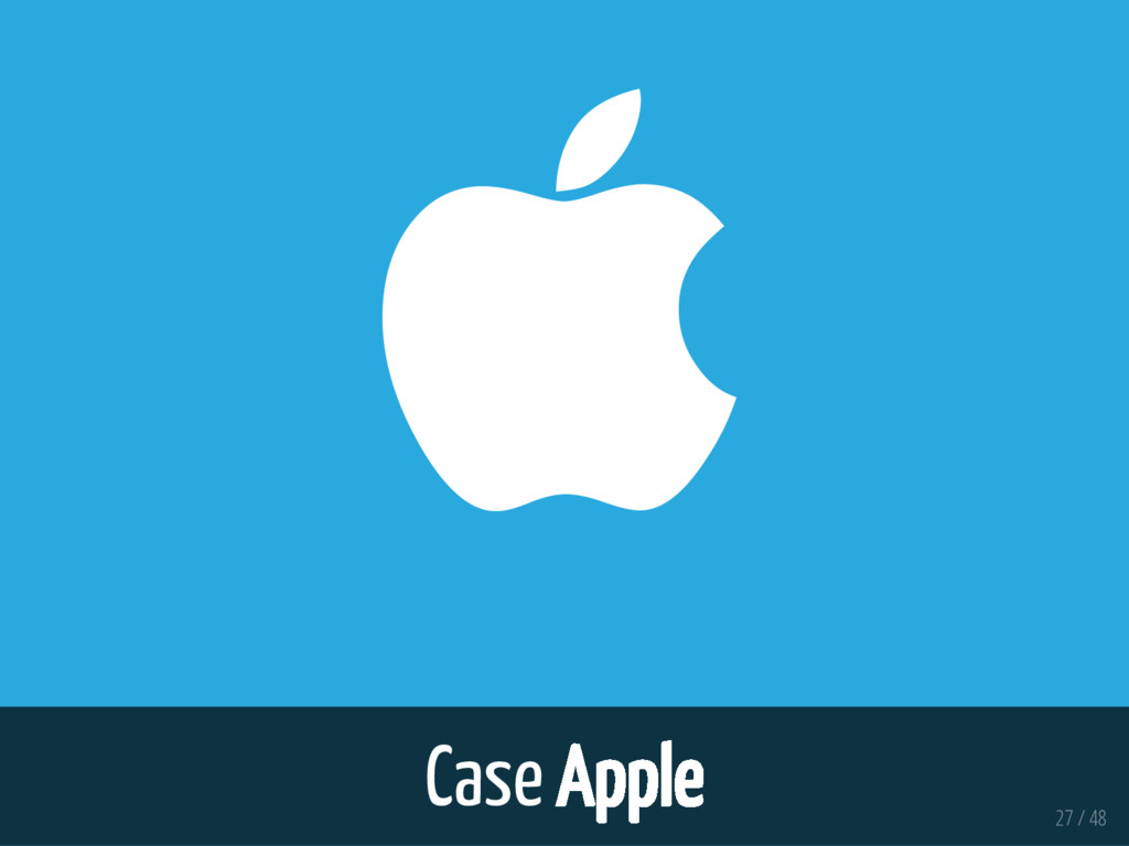  Case Apple 27 / 48