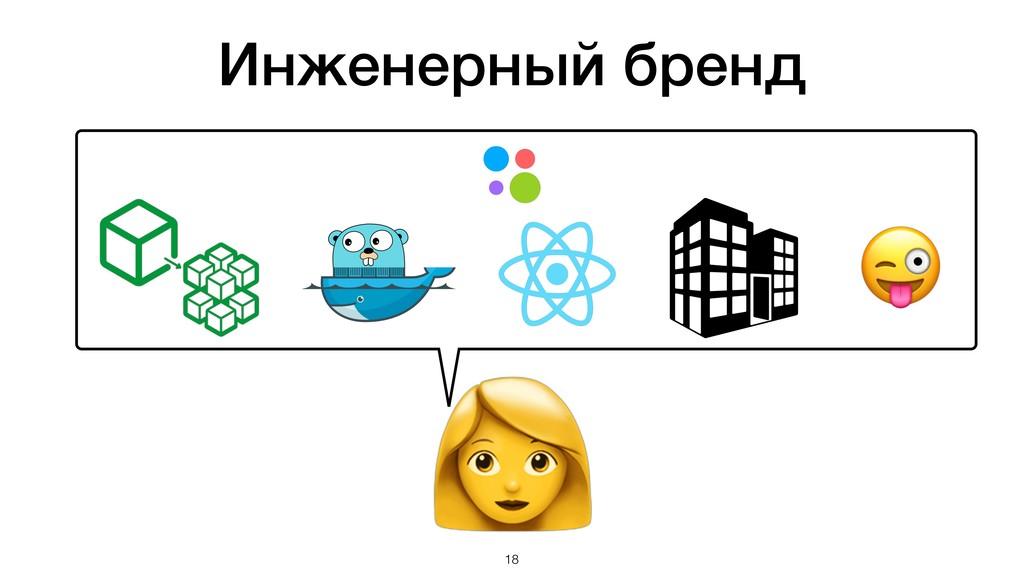 Инженерный бренд !18