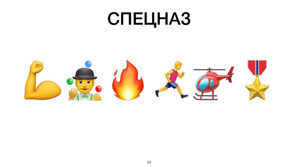 !34  СПЕЦНАЗ