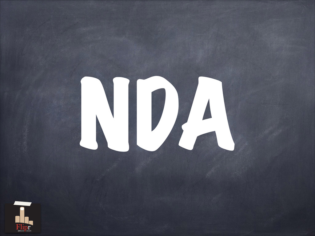NDA antisocial network