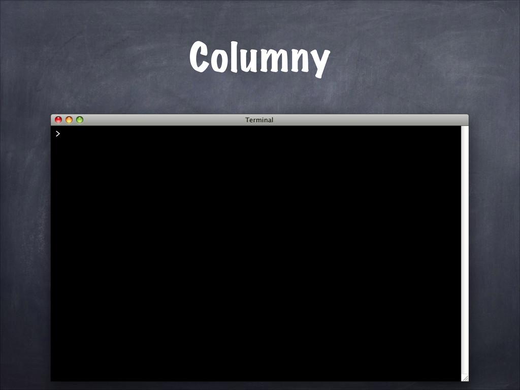 Columny >