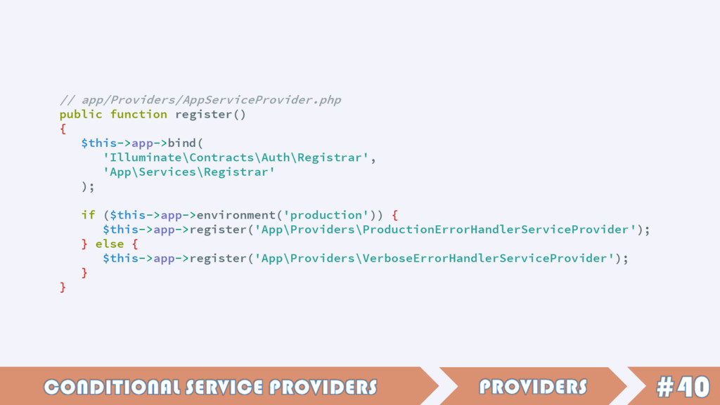 // app/Providers/AppServiceProvider.php public ...