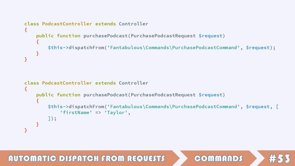 class PodcastController extends Controller { pu...