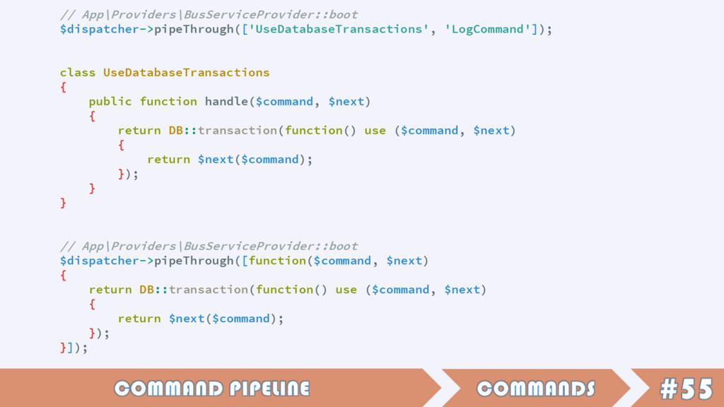 // App\Providers\BusServiceProvider::boot $disp...