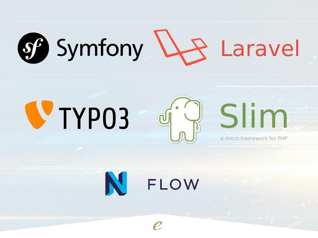 Laravel Slim a micro framework for PHP