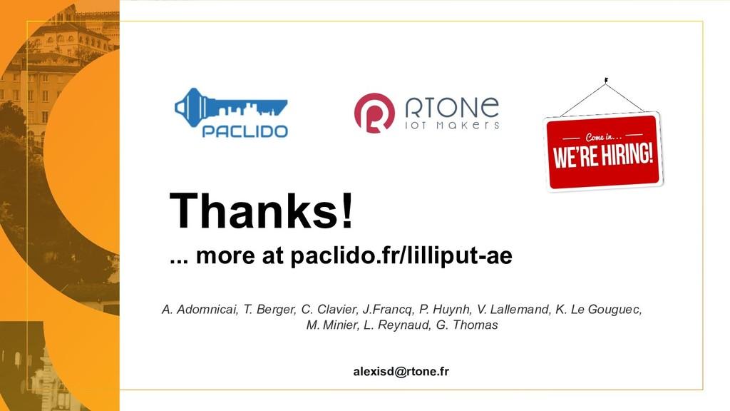 Thanks! ... more at paclido.fr/lilliput-ae alex...