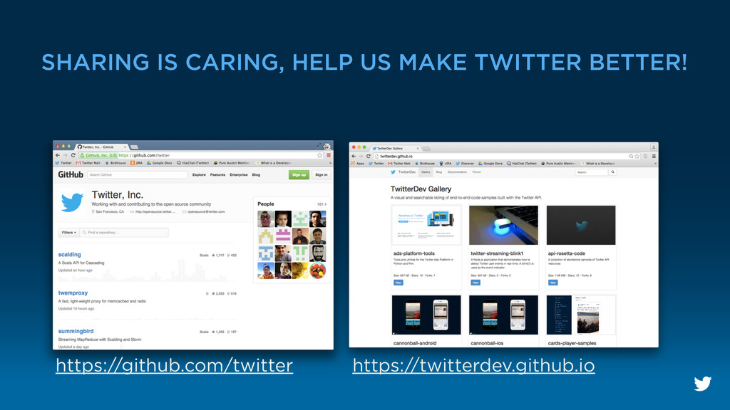 flo SHARING IS CARING, HELP US MAKE TWITTER BETT...