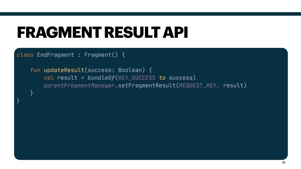 class EndFragment : Fragment() {  fun updateRes...