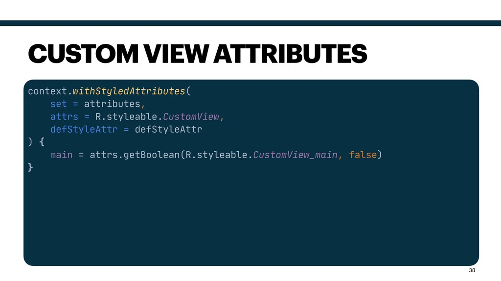 context.withStyledAttributes(  set = attributes...