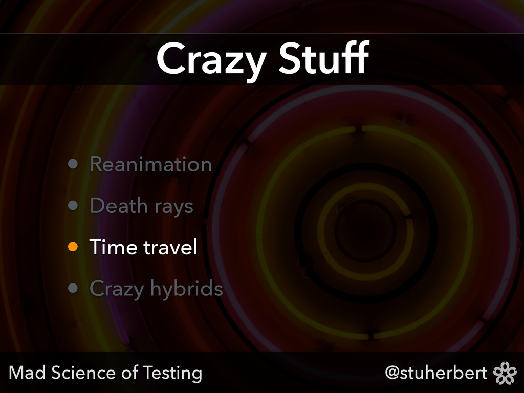 @stuherbert Crazy Stuff • Reanimation • Death r...