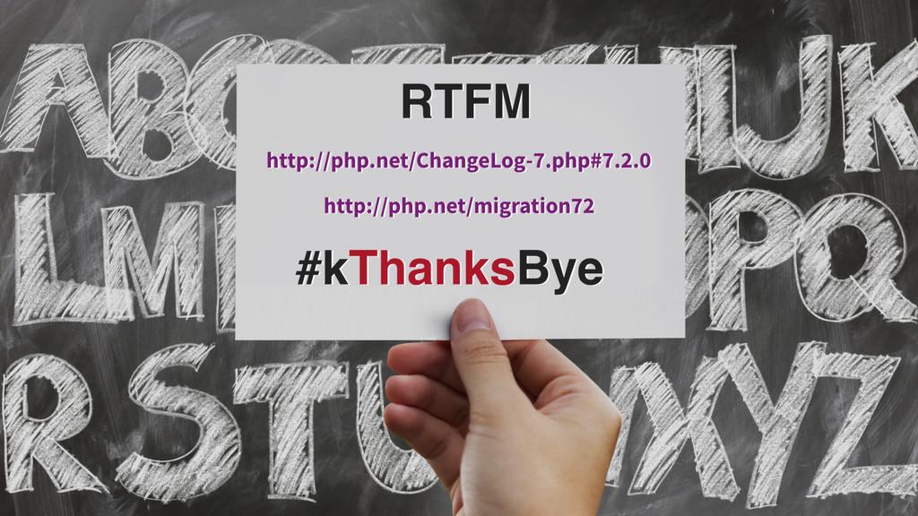 RTFM http://php.net/ChangeLog-7.php#7.2.0 http:...