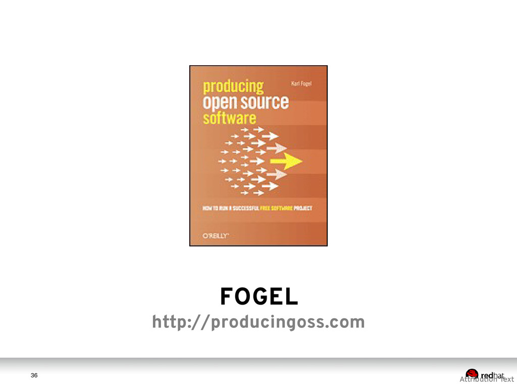 3 6 36 Attribution Text FOGEL http://producingo...