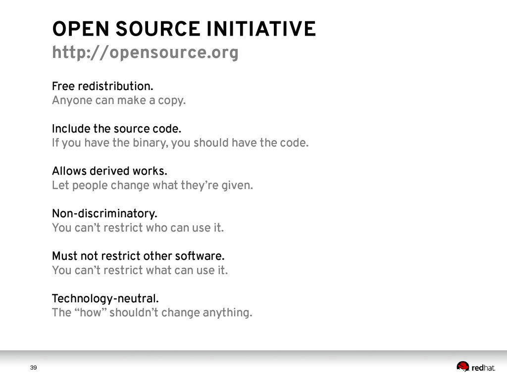3 9 39 OPEN SOURCE INITIATIVE http://opensource...