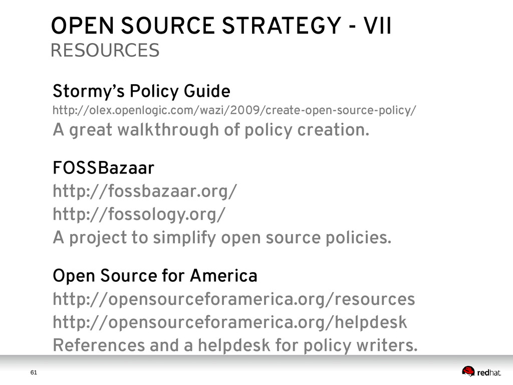 6 1 61 Stormy's Policy Guide http://olex.openlo...