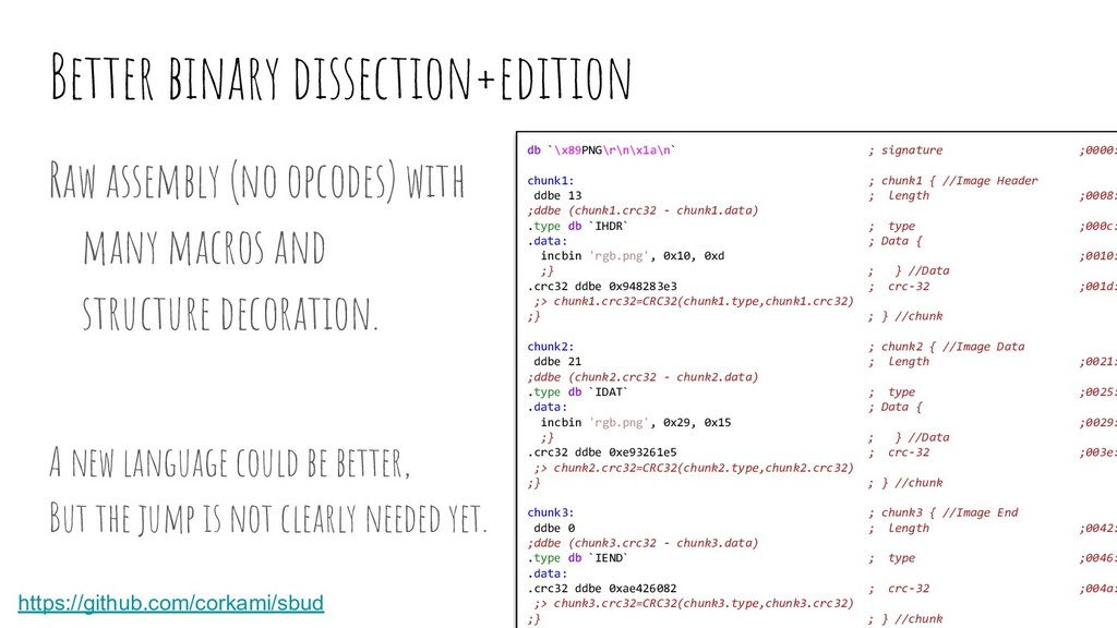Better binary dissection+edition db `\x89PNG\r\...