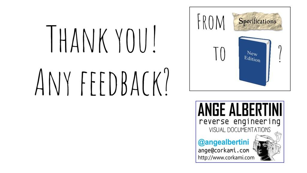 Acknowlegdments: Dr Sergey Bratus Thank you! An...
