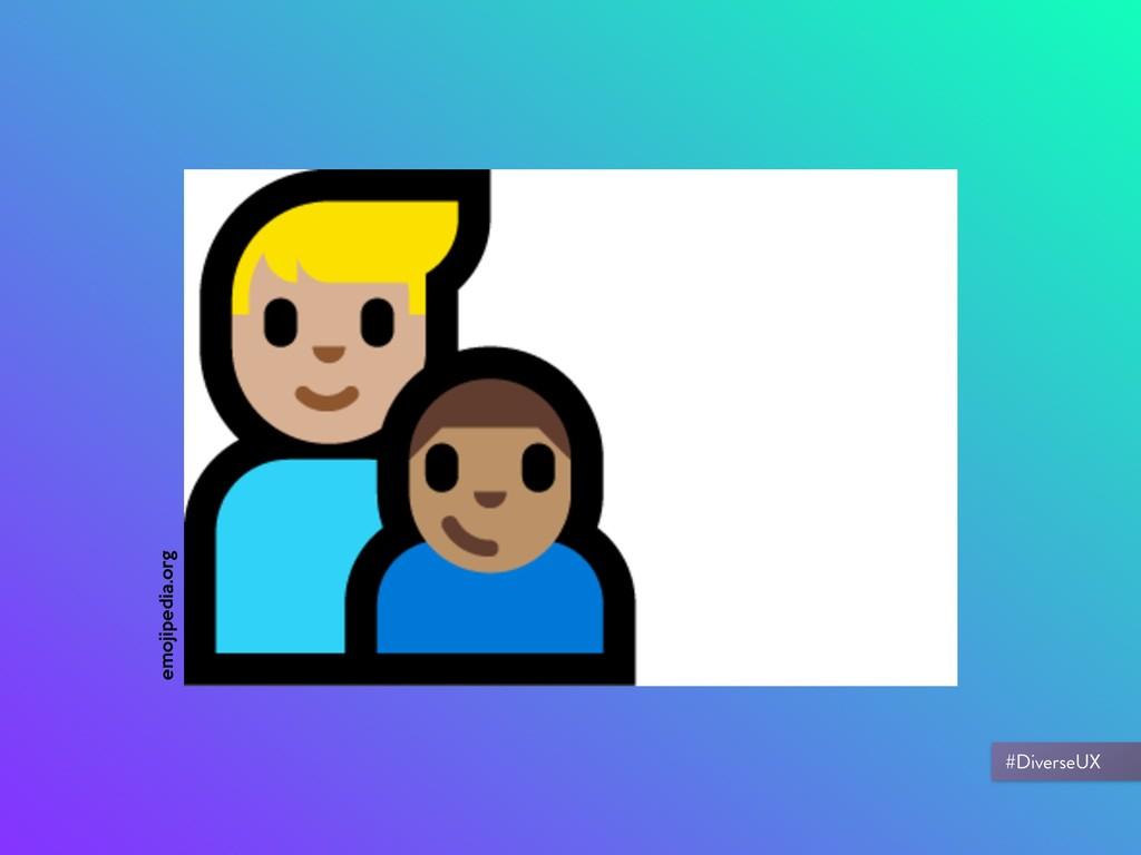 emojipedia.org #DiverseUX
