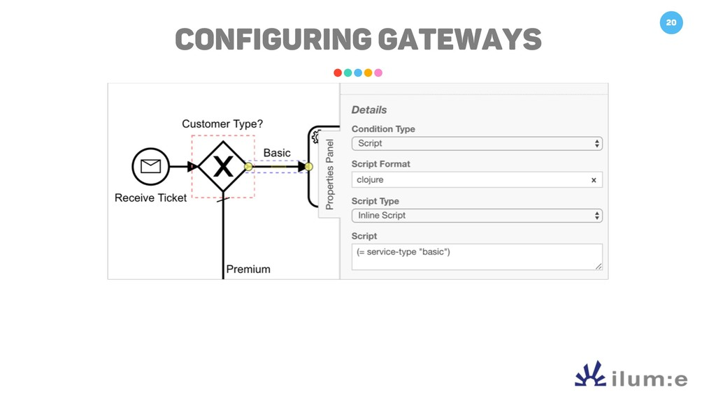 20 Configuring gateways