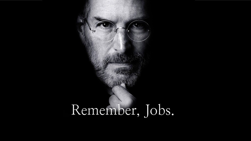Remember, Jobs.