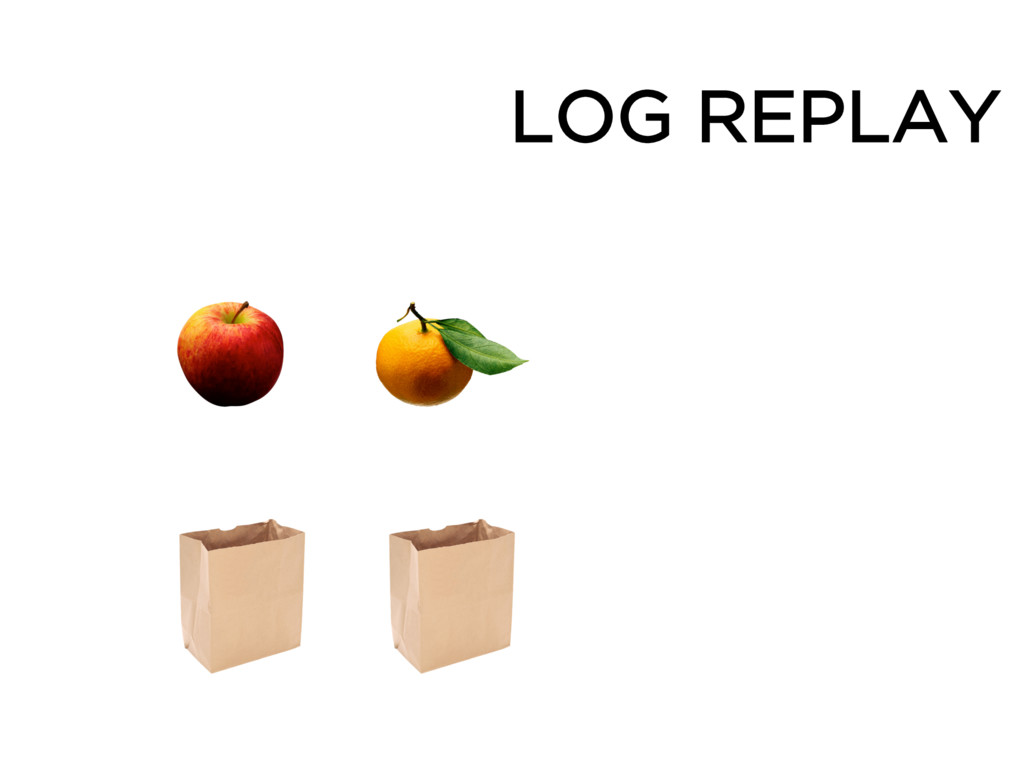 LOG REPLAY