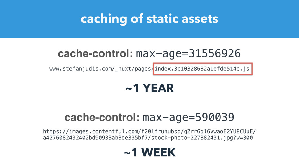 cache-control: max-age=31556926 caching of stat...