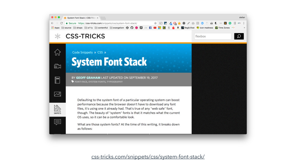 css-tricks.com/snippets/css/system-font-stack/