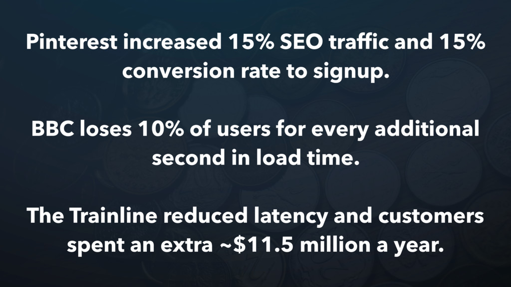 Pinterest increased 15% SEO traffic and 15% conv...