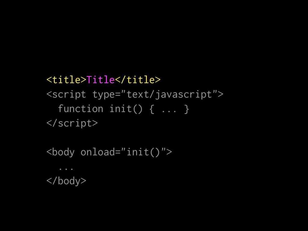 """! <title>Title</title> <script type=""""text/javas..."""