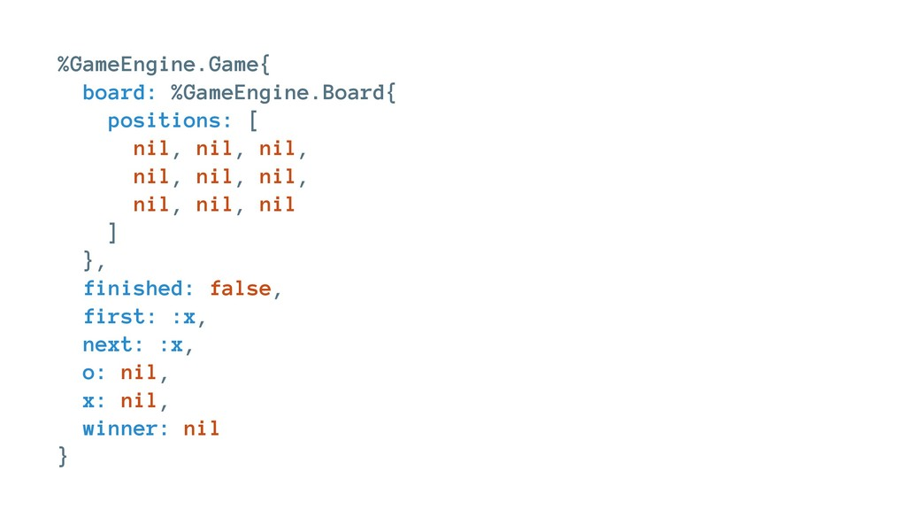 %GameEngine.Game{ board: %GameEngine.Board{ pos...