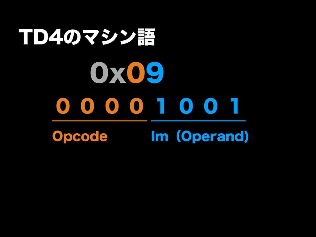 5%ͷϚγϯޠ 0QDPEF     *Nʢ0QFSBOE      Y
