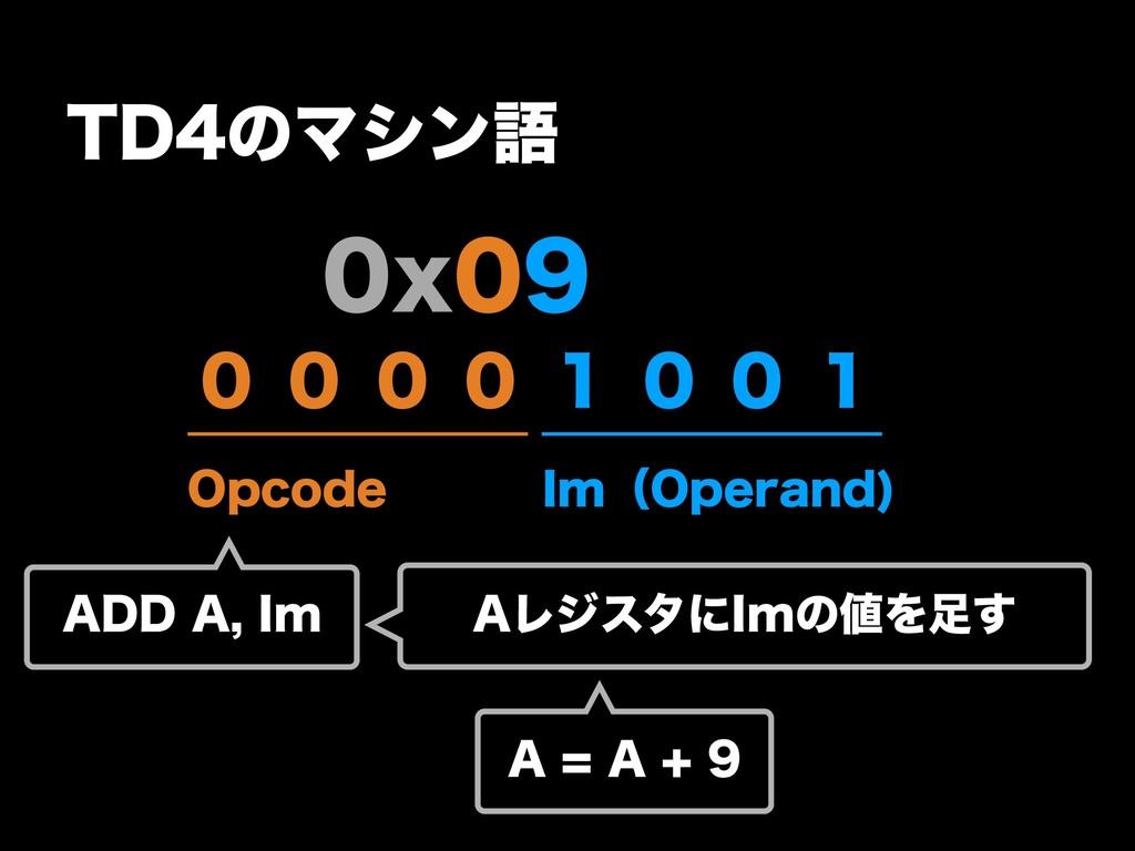 5%ͷϚγϯޠ 0QDPEF     *Nʢ0QFSBOE      Y...