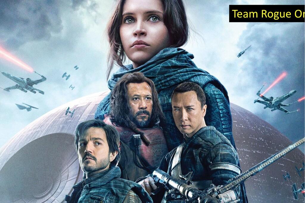 Team Rogue On