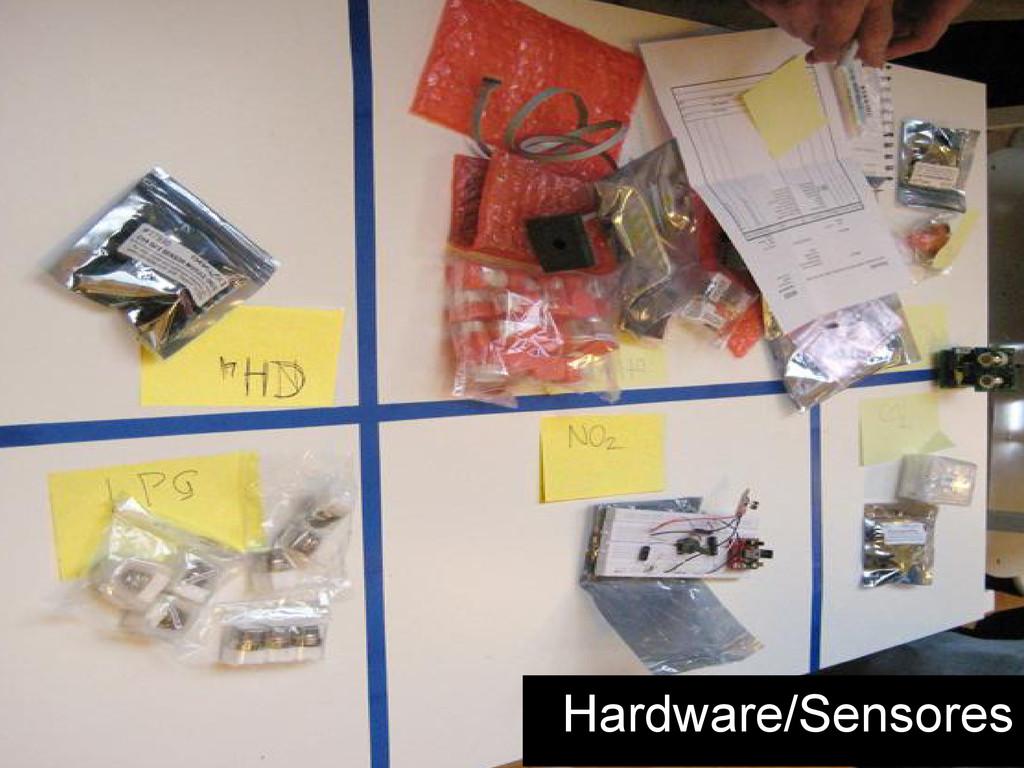 Hardware/Sensores