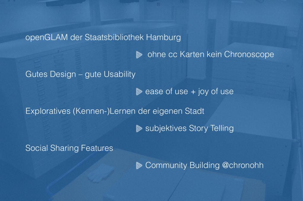 openGLAM der Staatsbibliothek Hamburg ohne cc K...