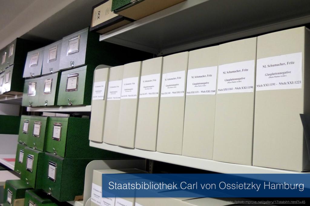 Staatsbibliothek Carl von Ossietzky Hamburg htt...